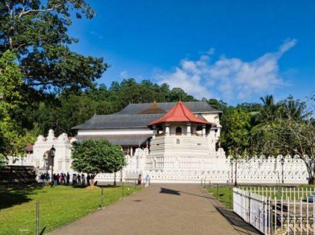 Sri Dalada Maligawa (Temple of the Sacred Tooth Relic)