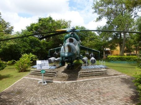 Sri Lanka Air Force Museum
