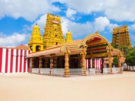 Nallur Kandaswamy Temple (Nallur Kovil)