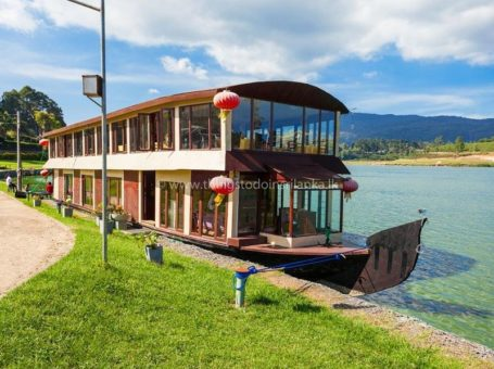 Lake Gregory (Gregory Reservoir) Nuwara-Eliya
