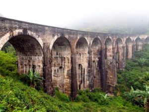 The Nine Arch Bridge Ella