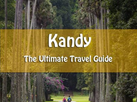 complete traveler's guide to kandy and around.