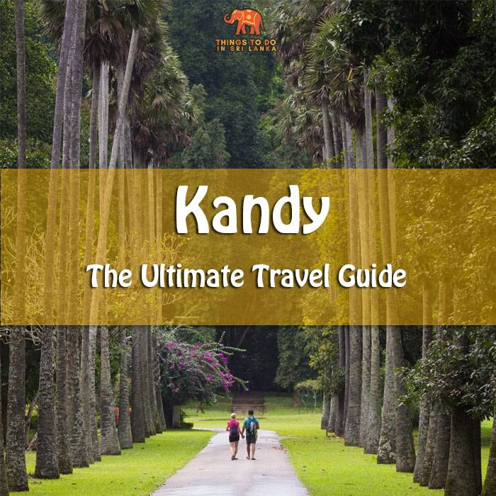 Kandy - The Ultimate Travel Guide