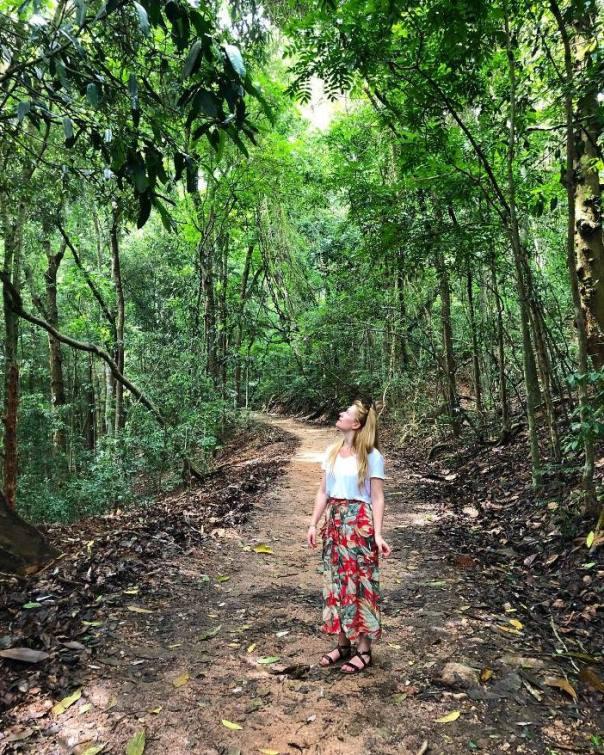 udawatta kele sanctuary forest