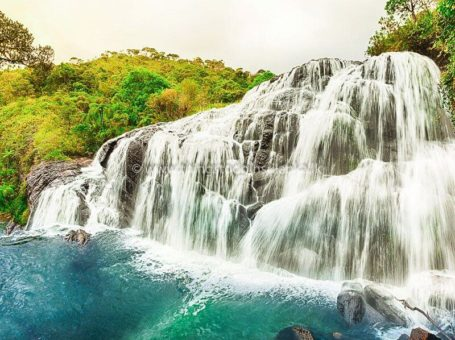Baker's Falls | Horton Plains