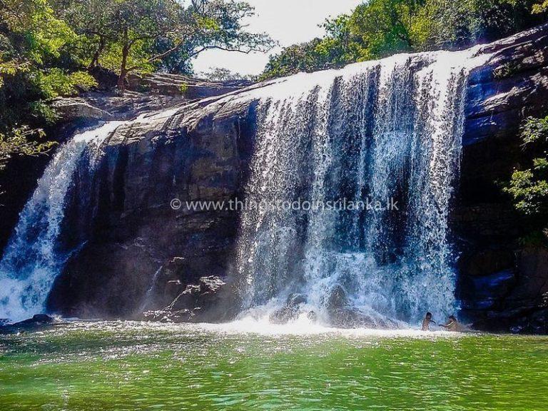 Sera Ella Waterfall