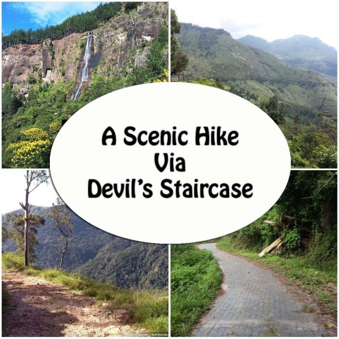 devil's staircase hike via ohiya