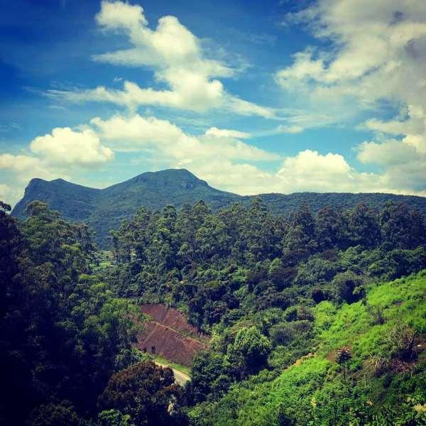 hakgala mountain nuwara eliya