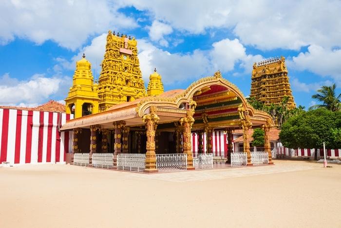 Nallur Kandaswamy temple