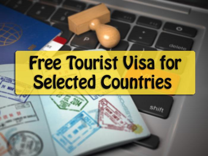 sri lanka travel news - free visa for tourists