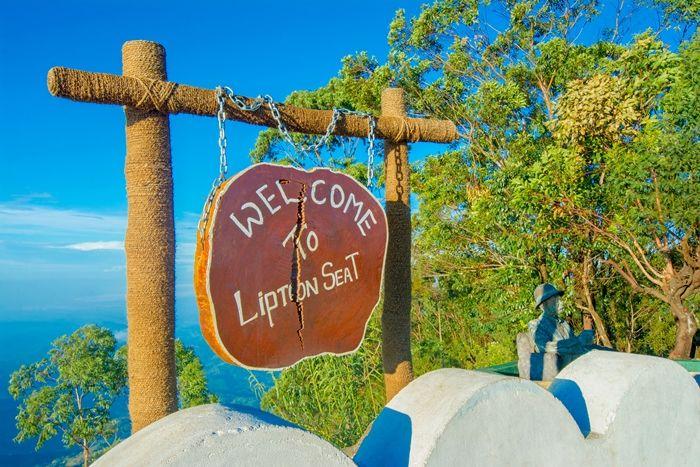 haputale lipton's seat viewpoint