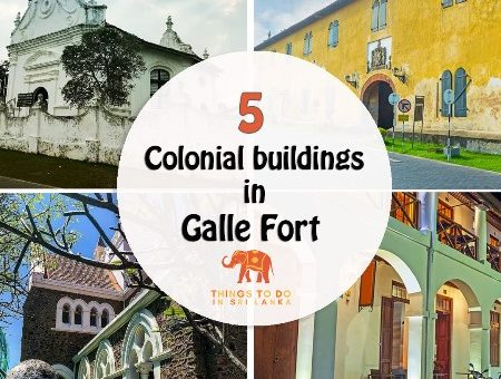 colonial attractions in galle