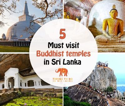important temples to visit in sri lanka