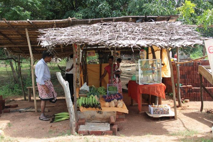 Duara village experience Alagollewa