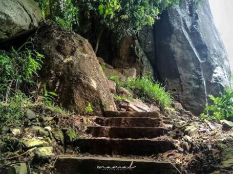 The Ravana Caves