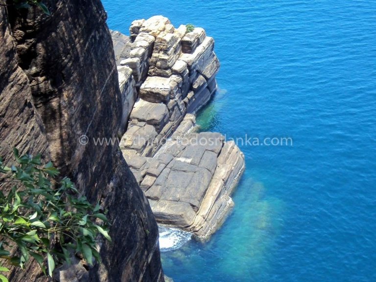 Lovers Leap Trincomalee