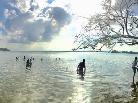 Parakarama Samudra Resavoir