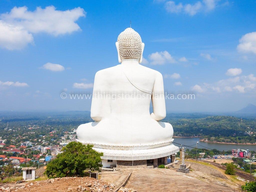 Athugala Rock Temple
