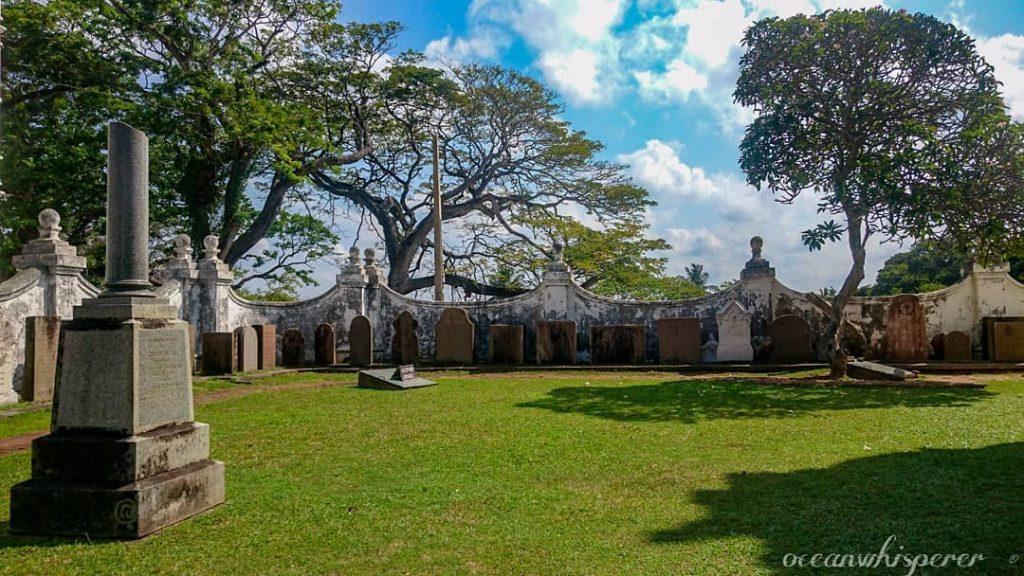 Dutch Reformed Church Galle Fort