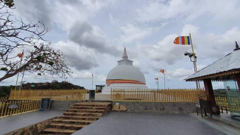Sithulpawwa Rock Temple