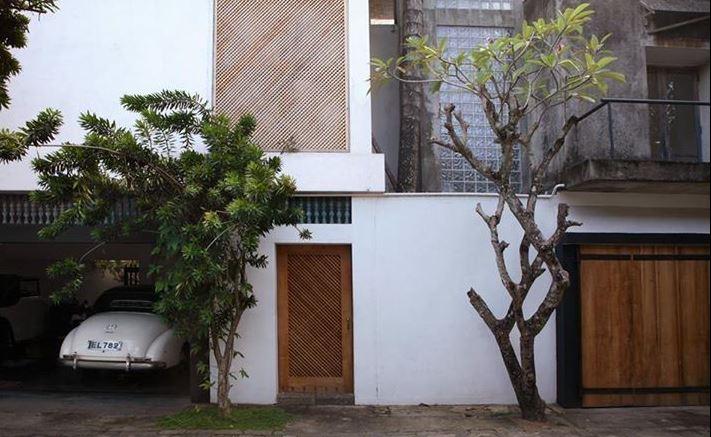 House Of Geoffrey Bawa