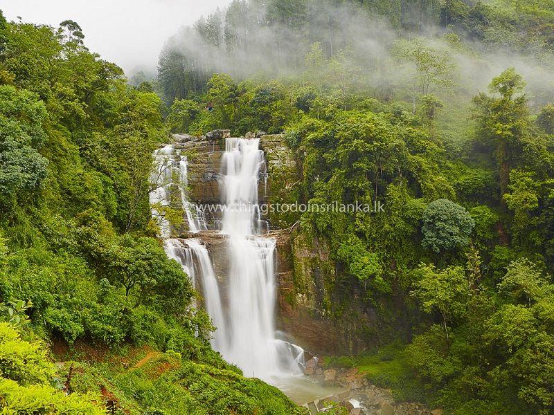 Ramboda Waterfall (Ramboda Ella)