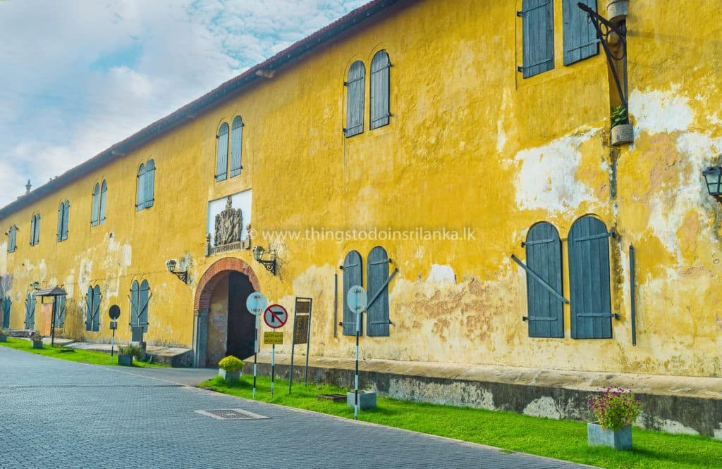 National Maritime Museum Galle