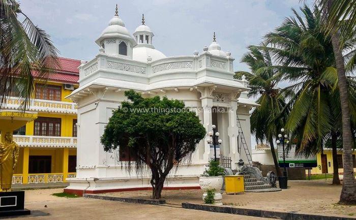 Nagdeepa Temple