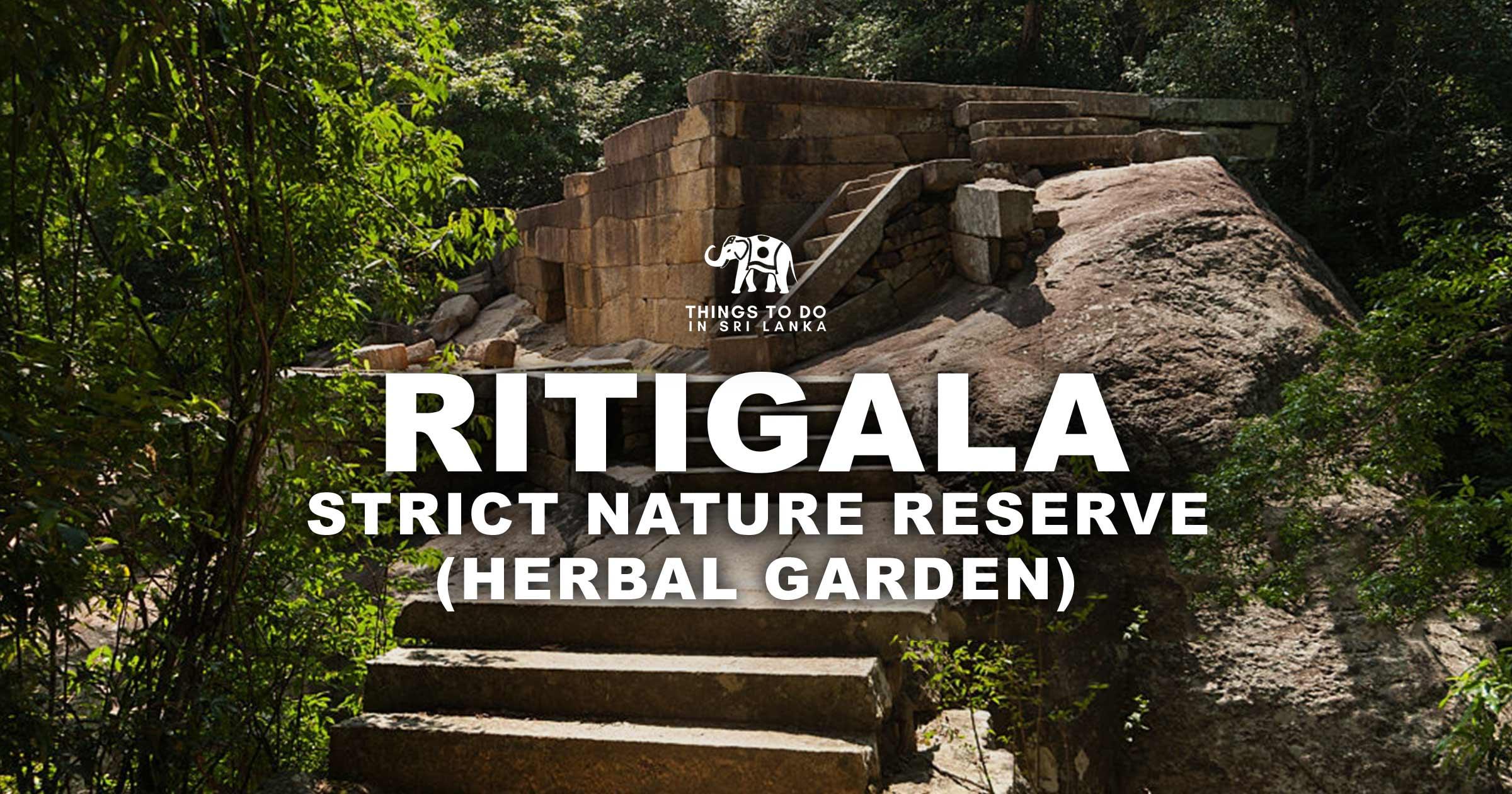 Ritigala Strict Nature Reserve (Herbal Garden)