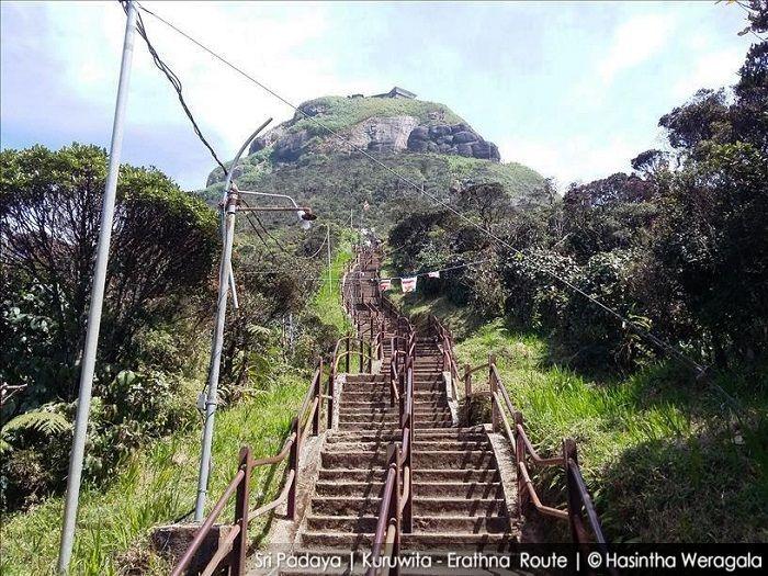 Sri Paadams peak
