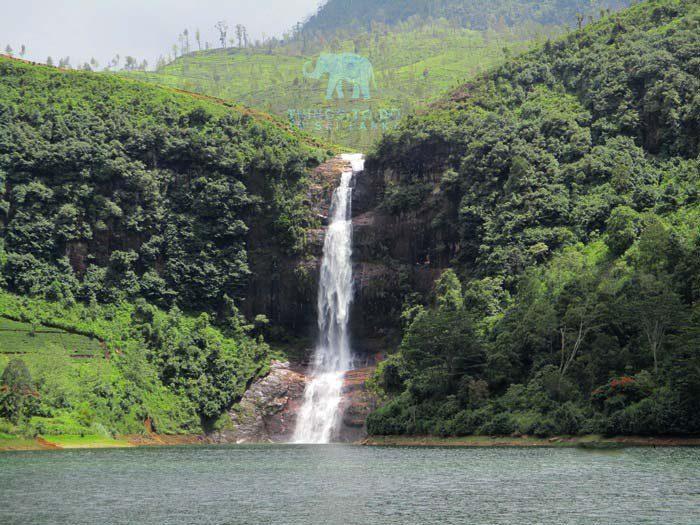 gartmore falls nallathanniya