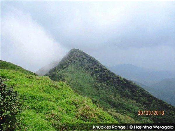 knuckles peaks srilanka