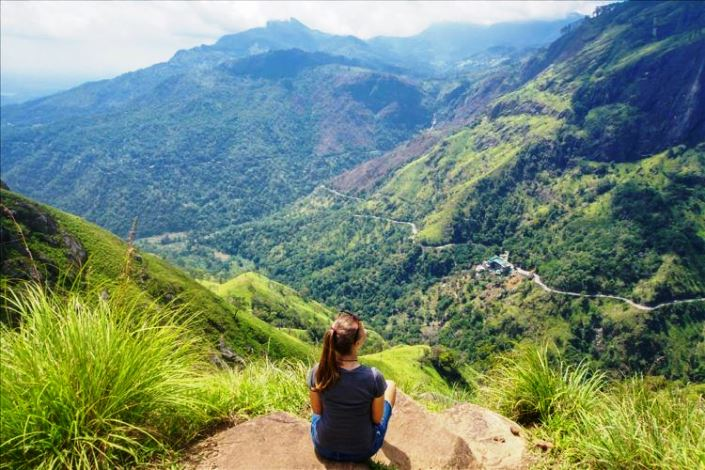 little adams peak summit