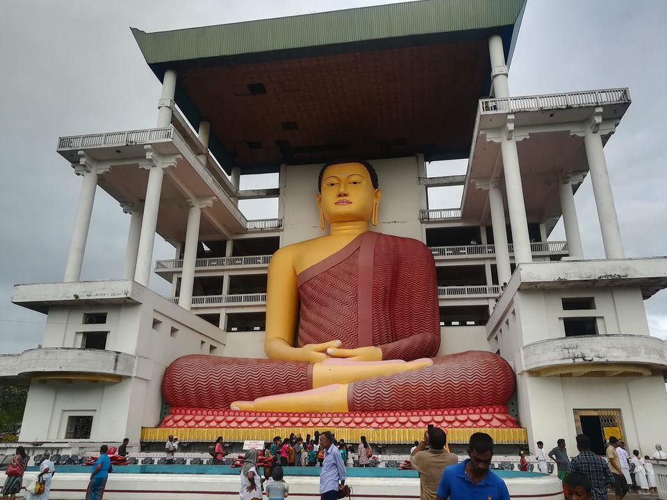 Weherahena Temple