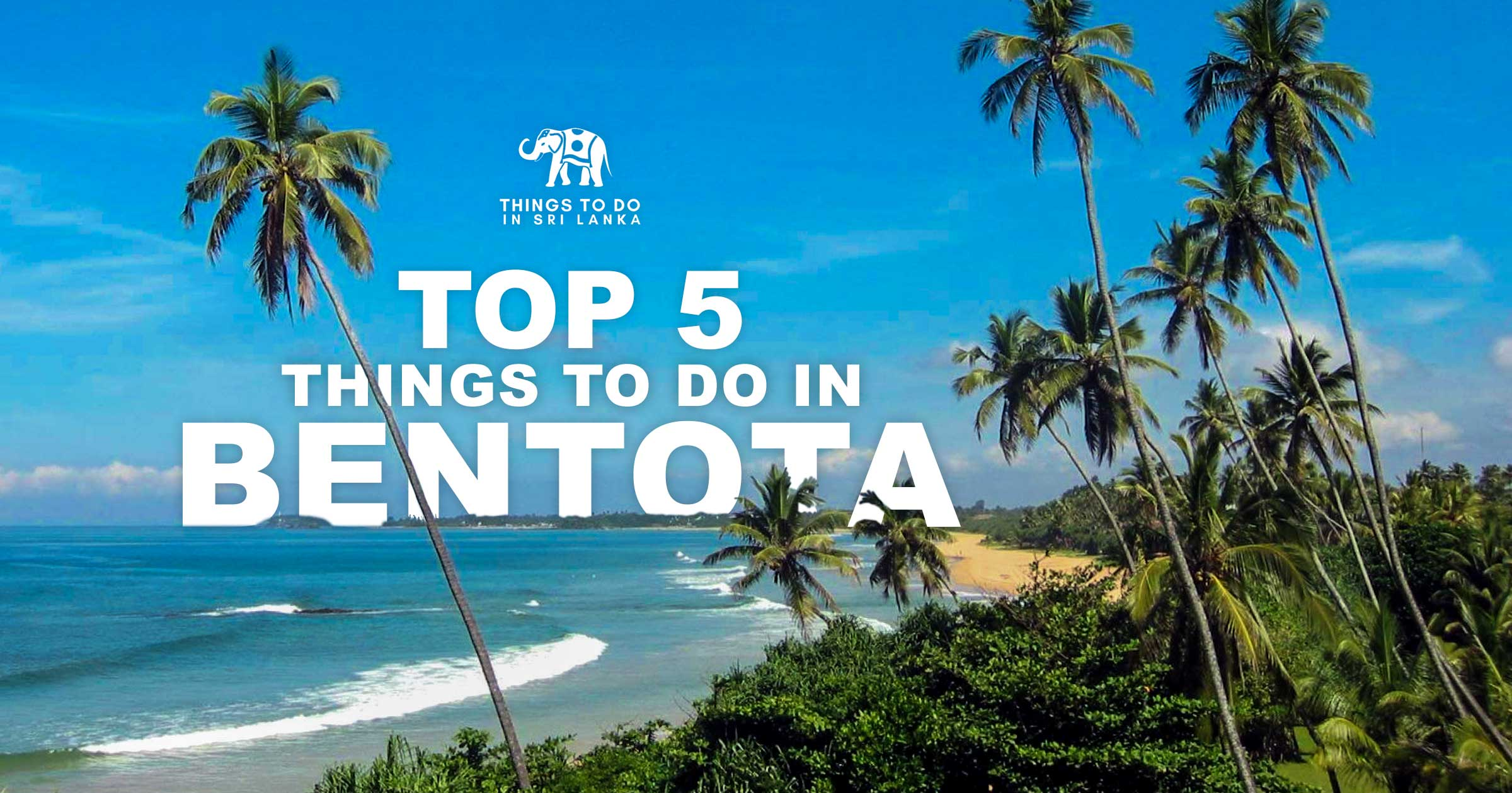 Top 5 things to do in Bentota