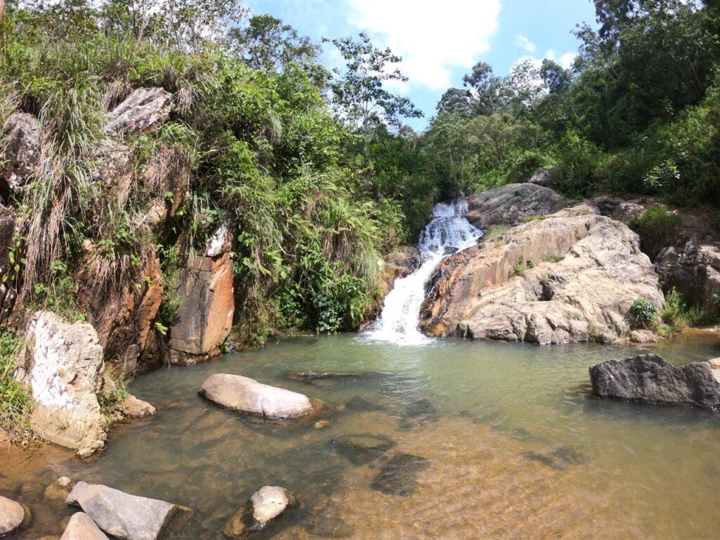 Kombukara Nature Pool and Secret Waterfall